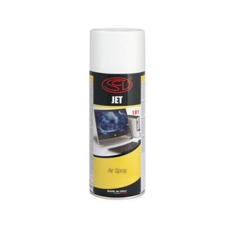 Jet aria spray