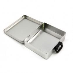 Box Valigetta 12x10 H.3 cm. con Alluminio Sublimatico