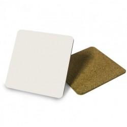 Sottobicchiere Quadrato 10x10 cm