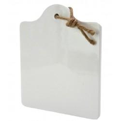 Tagliere Quadro in Ceramica 19x19 cm