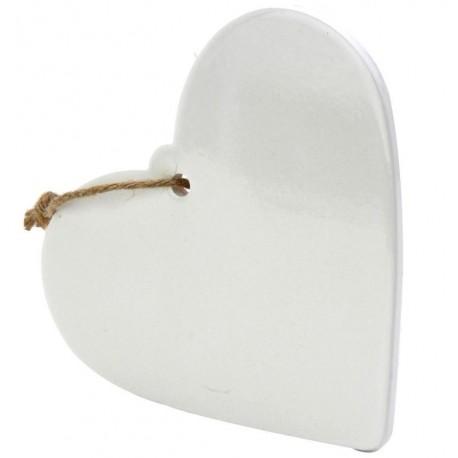 Tagliere Cuore in Ceramica 16x15 cm