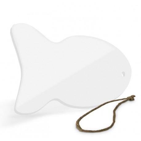 Tagliere Pesce in Ceramica 21x14 cm