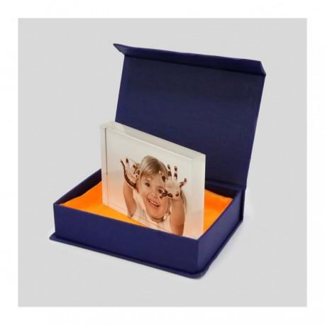 Cristallo Rettangolare 13x9 cm