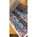 Tappeto Sublimatico 40 x60 cm