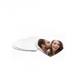 Mouse Pad a Cuore
