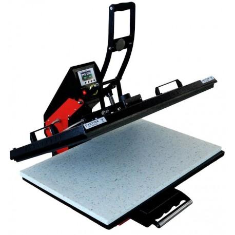 Pressa semiautomatica 60 x 100 cm - Piatto estraibile