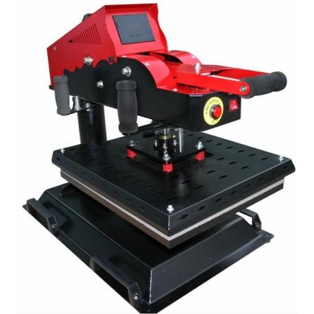 Pressa automatica 40 x 50 cm - Apertura automatica laterale