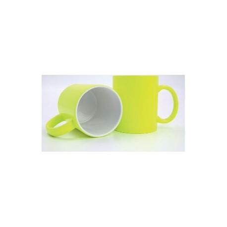 Tazza Fluo in Ceramica