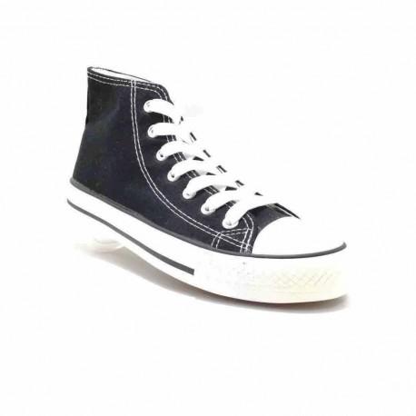 Sneaker tipo All Star Alta