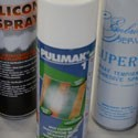 Colla Spray e Pulitori