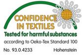 certificazione Oeko-Tex standard 100