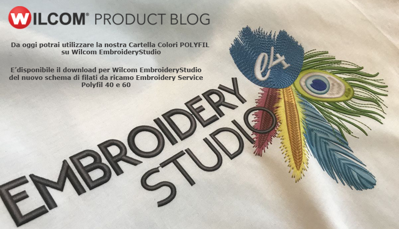 Wilcom Embroidery Service Polyfil