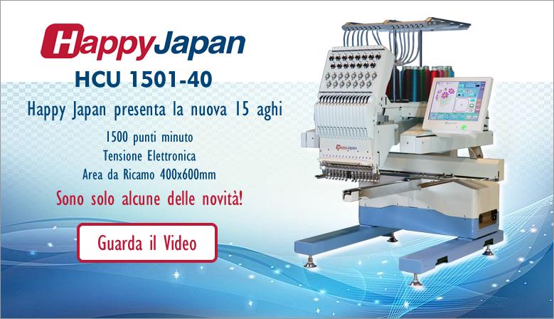 Nuova Happy HCU1501