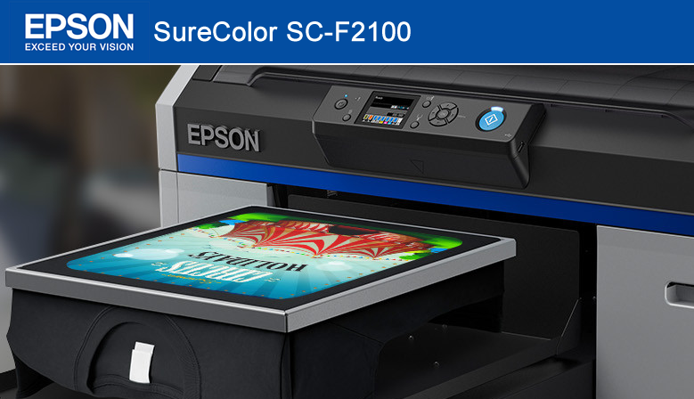 Stampante DTG Epson SureColor SC-F2100
